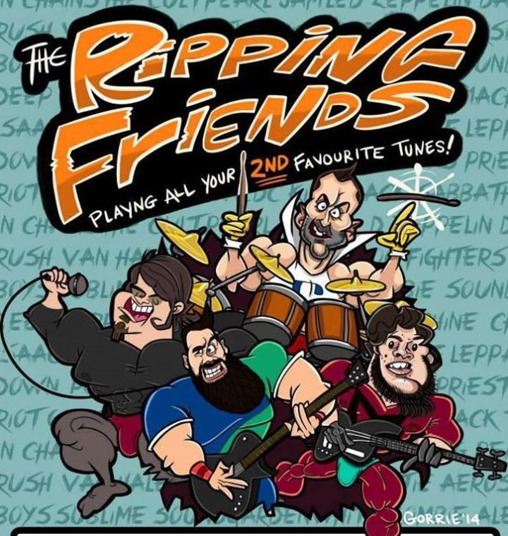 The Ripping Friends - Hard Rock Covers Tour Dates