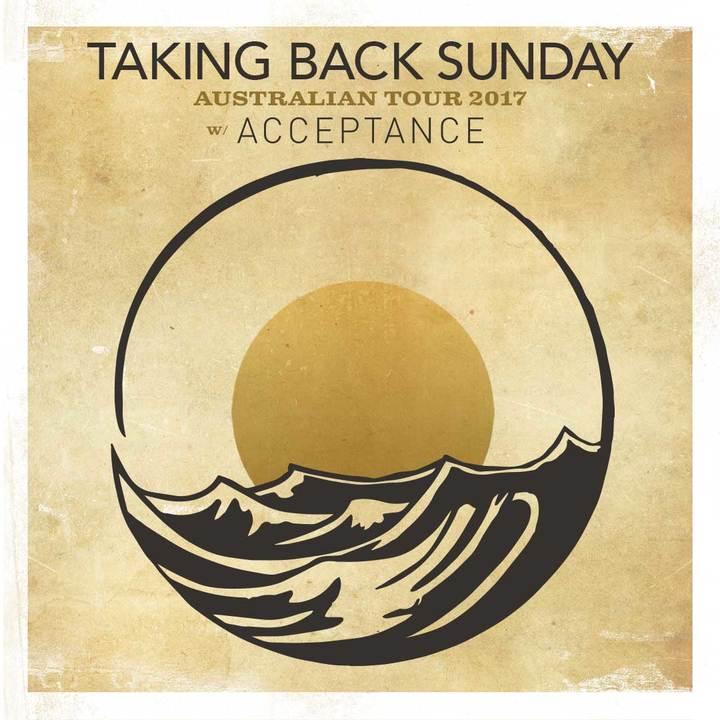 Acceptance @ The Gov - Adelaide, Australia