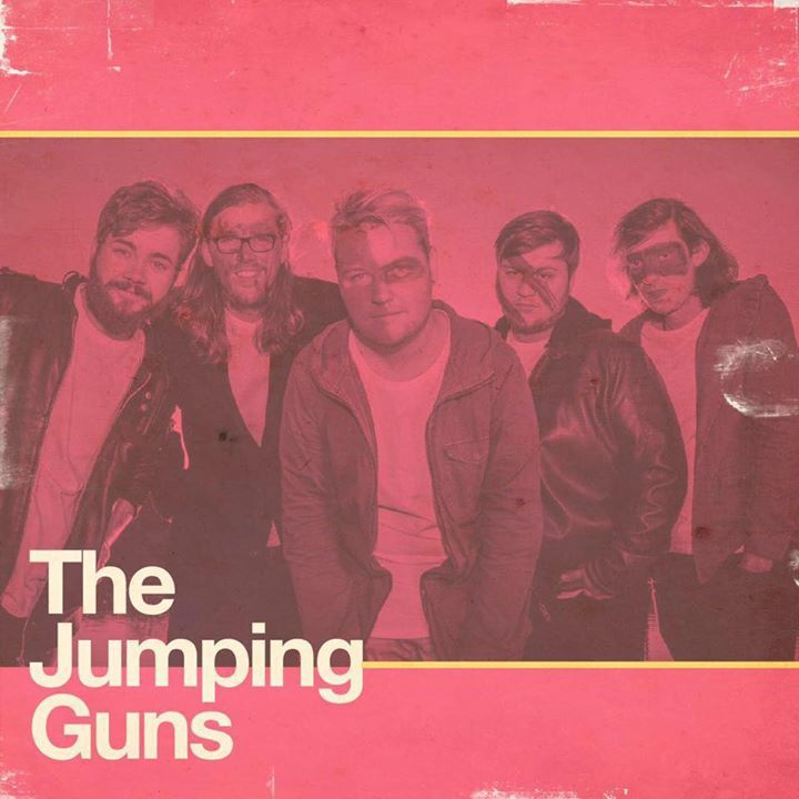 The Jumping Guns Tour Dates