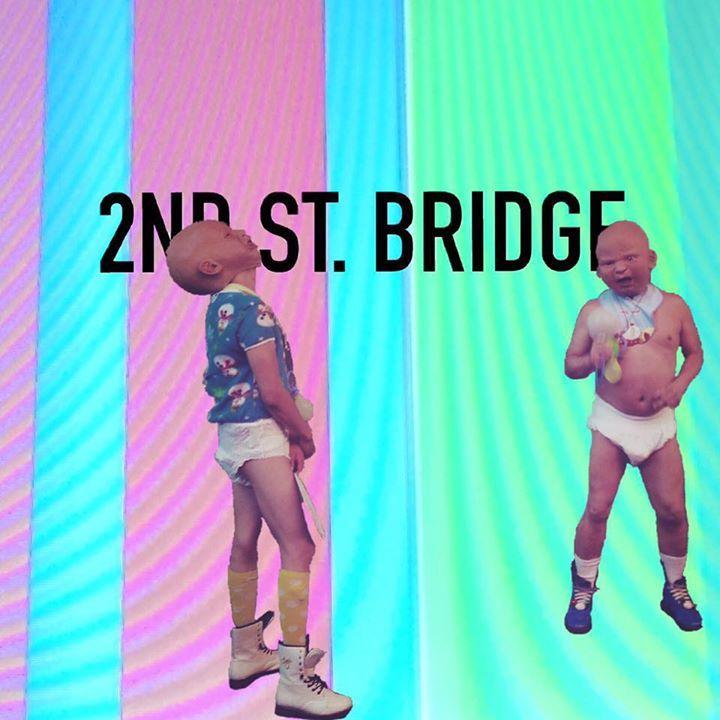 2nd St. Bridge Tour Dates