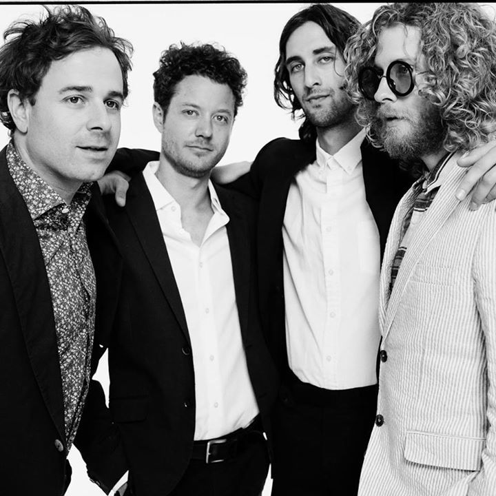 Dawes Tour Dates