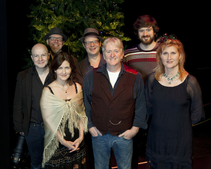 Phil Cunningham's Christmas Songbook @ The Queen's Hall - Edinburgh, United Kingdom