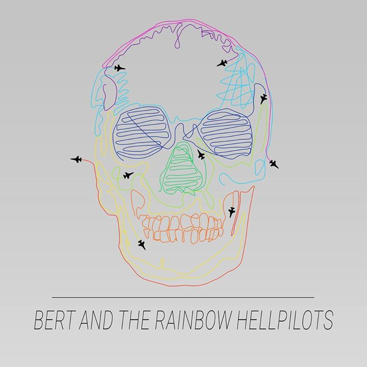 Bert and the Rainbow Hellpilots Tour Dates