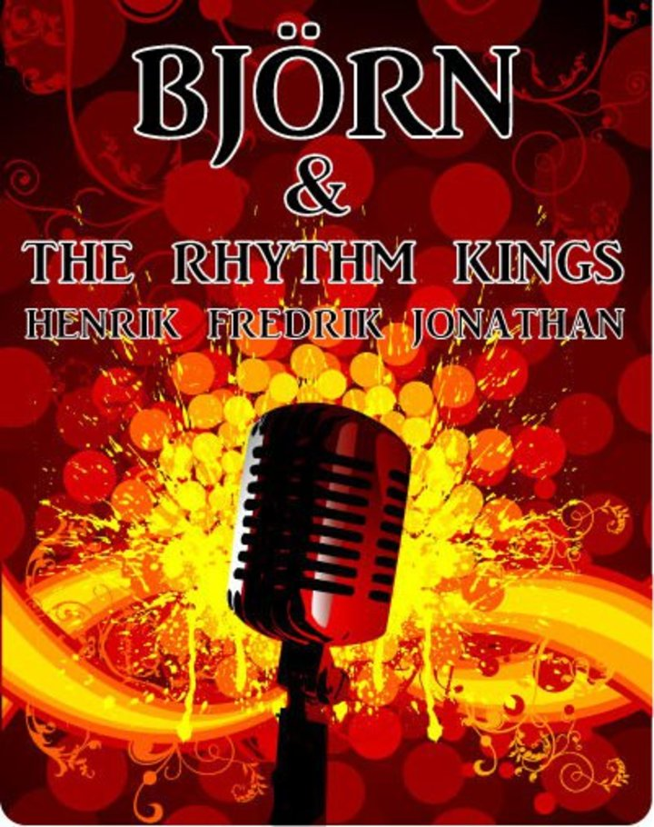 Björn & the rhythm kings Tour Dates