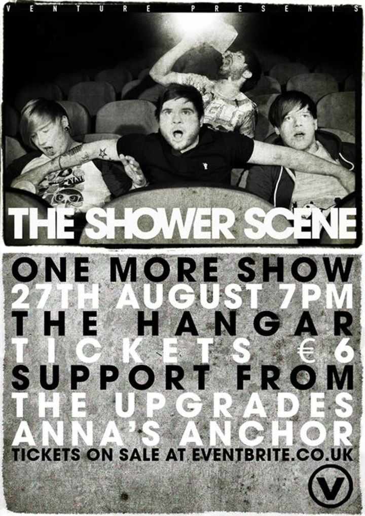 The Shower Scene Tour Dates