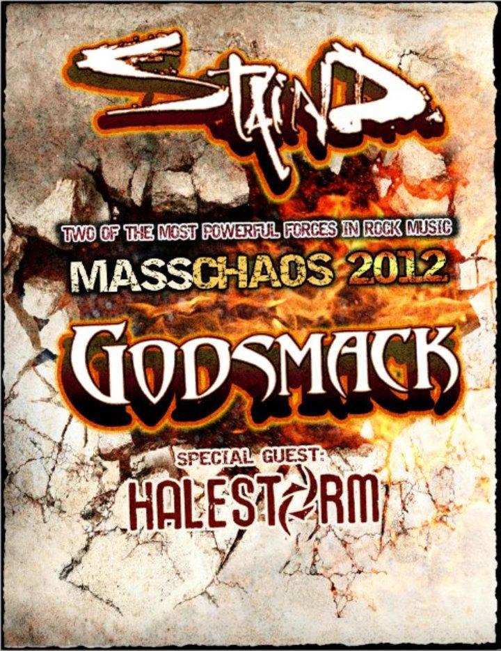 Godsmack & Staind Tour Dates