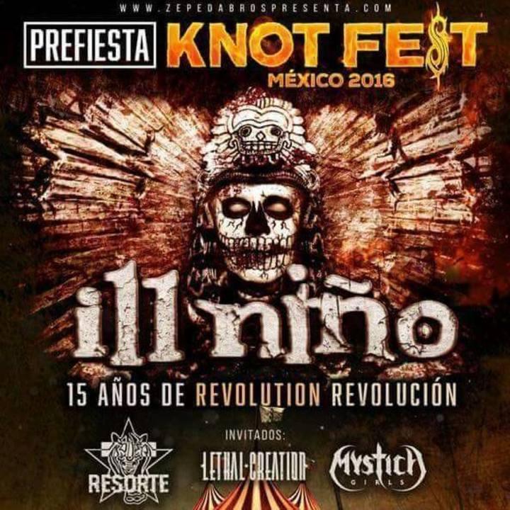 Lethal Creation Tour Dates