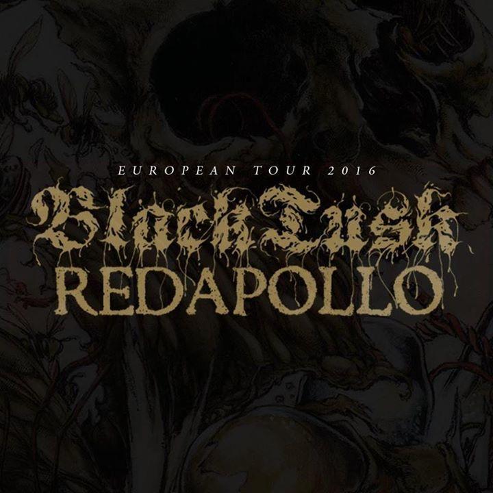 Red Apollo Tour Dates