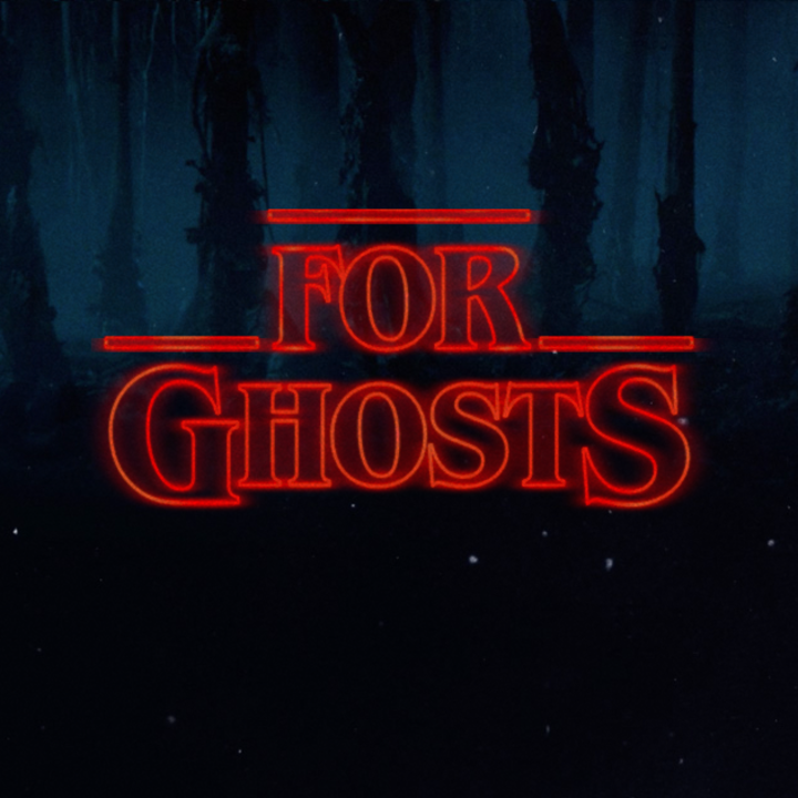 For Ghosts Tour Dates
