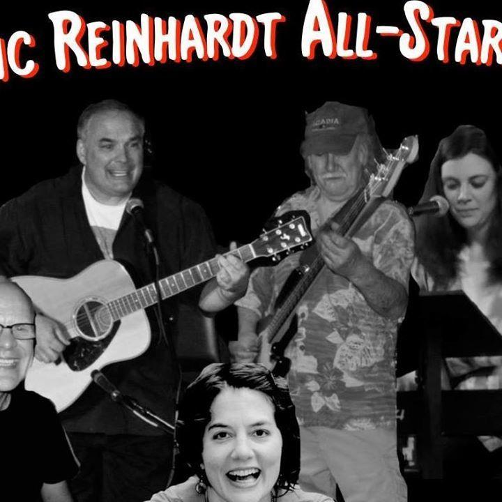 Eric Reinhardt Tour Dates