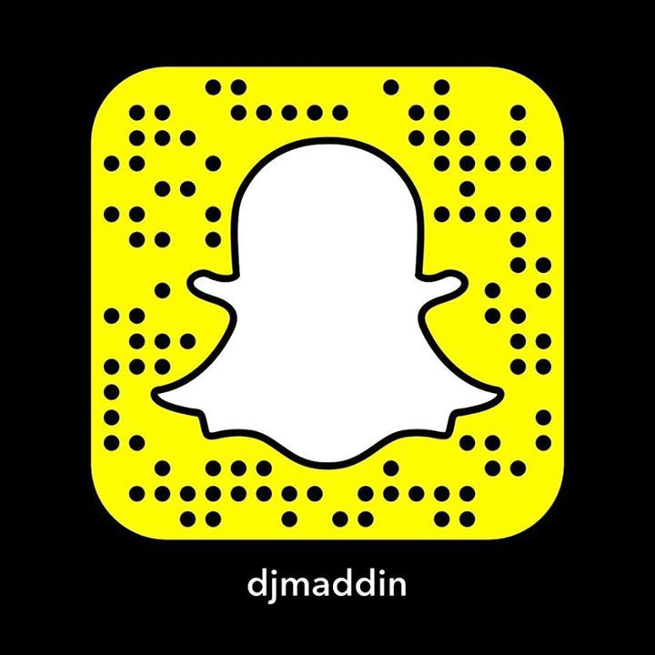 DJ Maddin Tour Dates