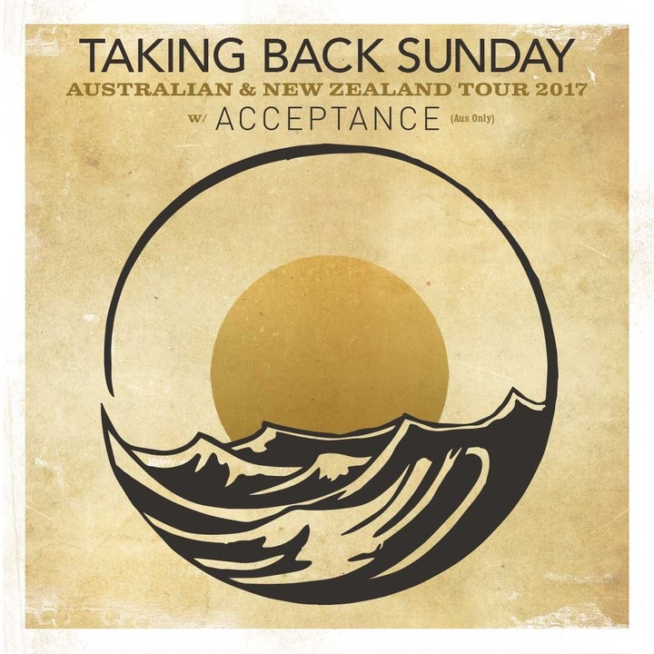 Taking Back Sunday @ The Gov - Adelaide, Australia