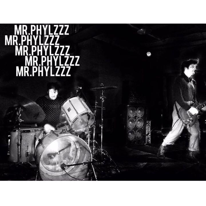 mr.phylzzz Tour Dates