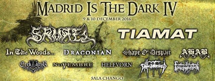 Novembre @ Chango Live Conciertos - Madrid, Spain