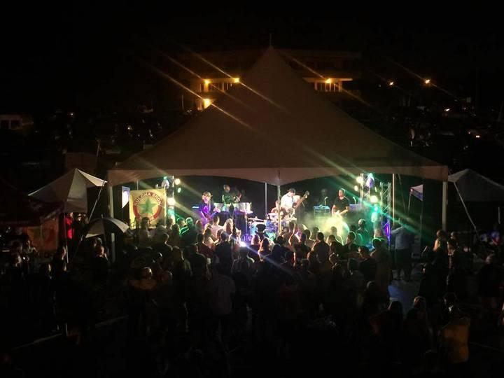 Pato Banton @ Jerry's Tiki Bar  - Ponce Inlet, FL