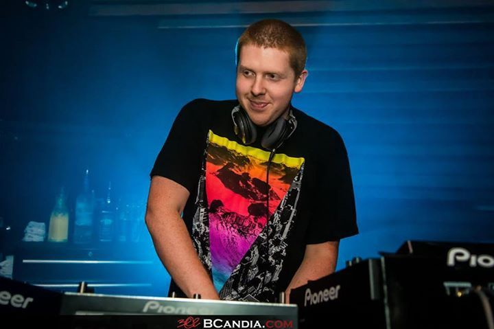 DJ Andrew Parsons @ La Zona Rosa - Austin, TX
