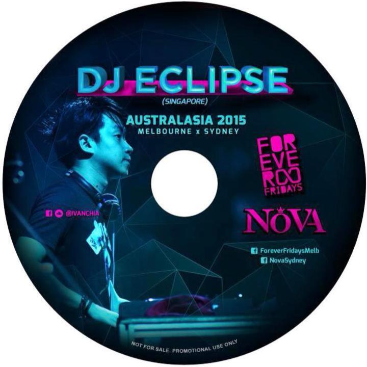 DJ Eclipse (Singapore) Tour Dates
