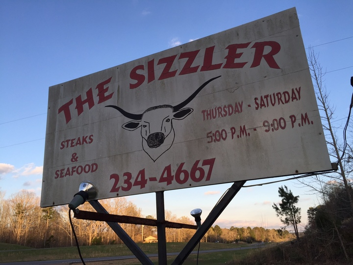 Dillon Keith Music @ The Sizzler - Oxford, MS