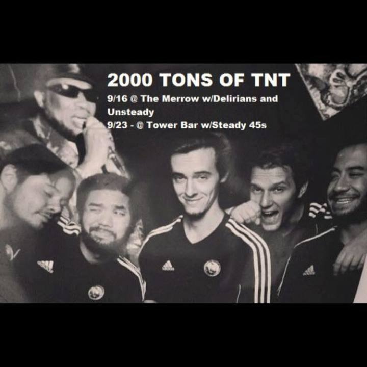 2000 TONS OF TNT Tour Dates