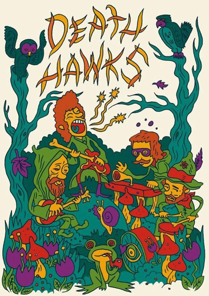 DEATH HAWKS Tour Dates
