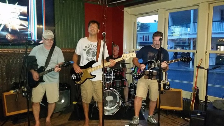Barefoot Bobby and the Breakers @ Chambers 19/The Other Side 6pm-9pm (Full Band) - Doylestown, PA