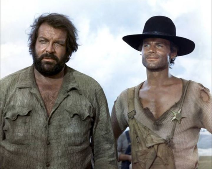 Bud Spencer & Terence Hill Tour Dates
