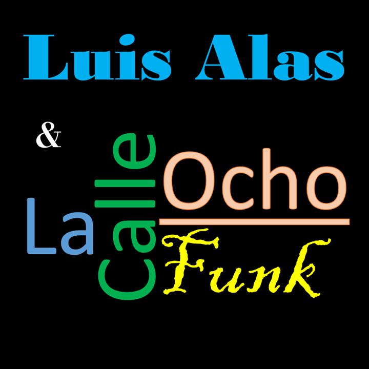Luis A. Jazz Tour Dates