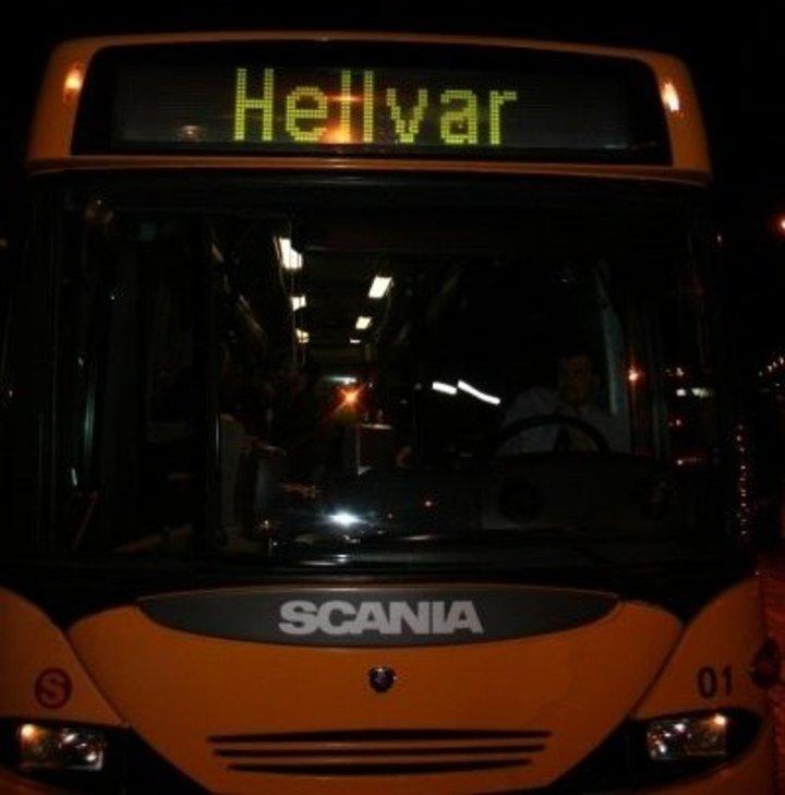 Hellvar Tour Dates