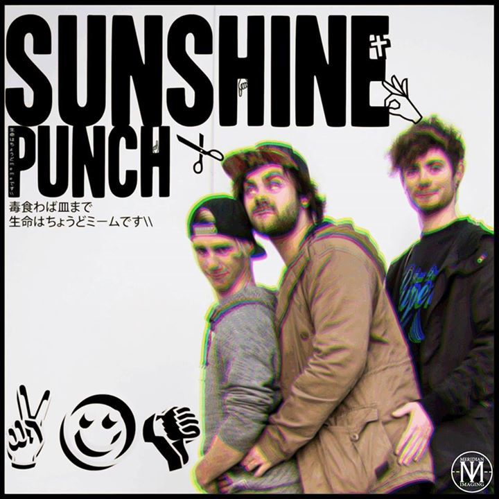 Sunshine Punch Tour Dates