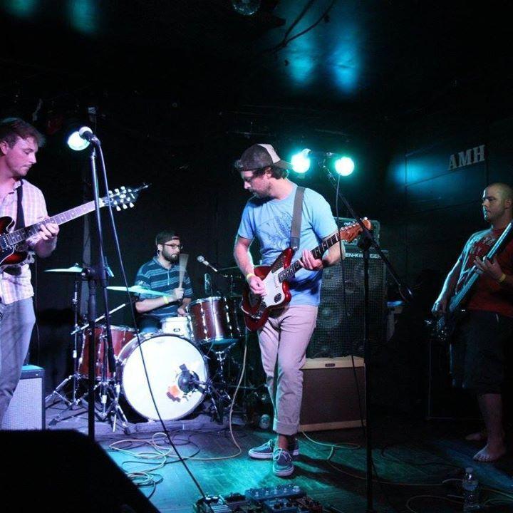 Paper Nautilus Tour Dates