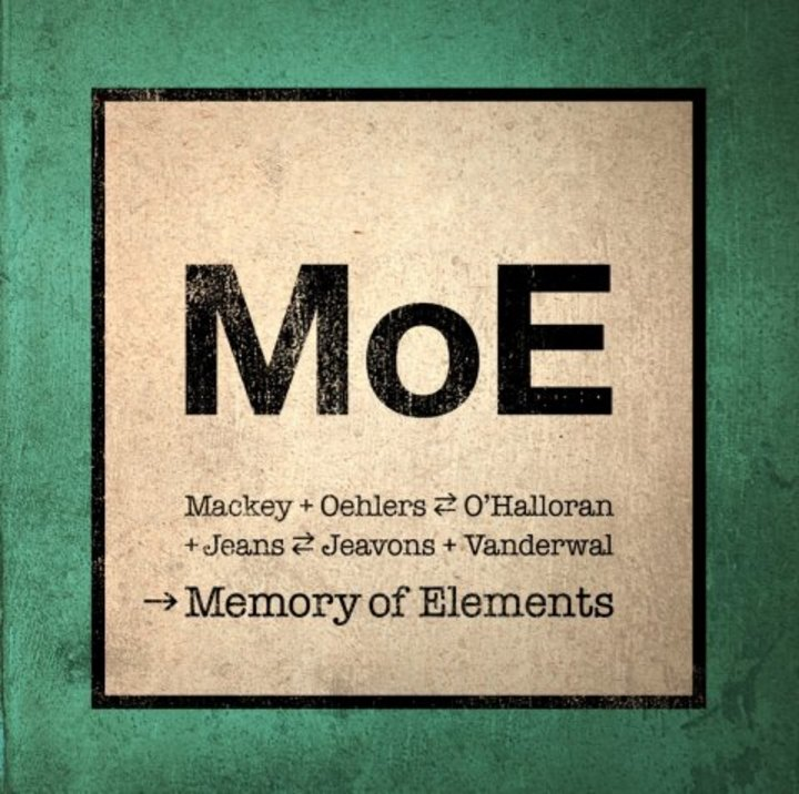 Memory of Elements Tour Dates