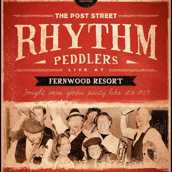 Post Street Rhythm Peddlers Tour Dates