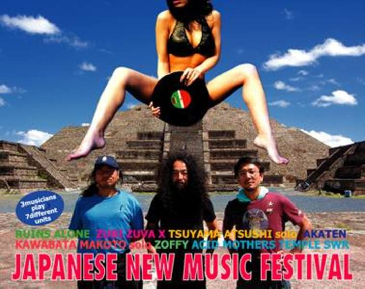 Japanese New Music Festival Tour Dates