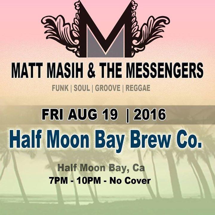 Matt Masih & The Messengers Tour Dates
