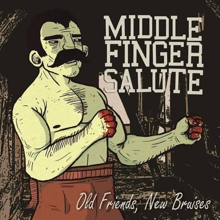 Middle Finger Salute Tour Dates