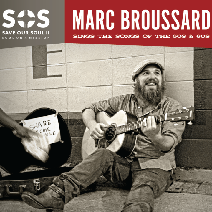 Marc Broussard @ Off The Record Music Festival (acoustic with Ted Broussard) - Atlantic City, NJ