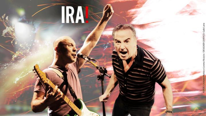 Ira! @ Rolling Stone Festival / Memorial da América Latina - Sao Paulo, Brazil