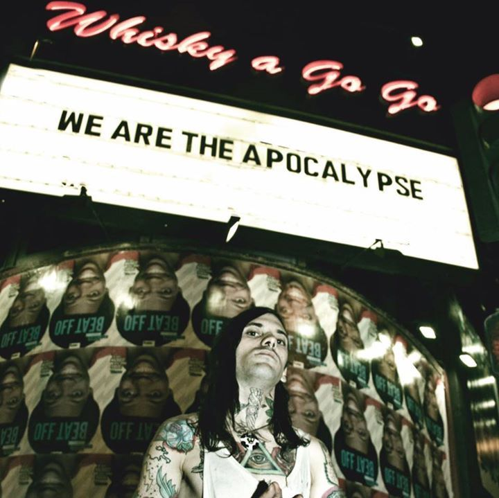 We Are The Apocalypse Tour Dates