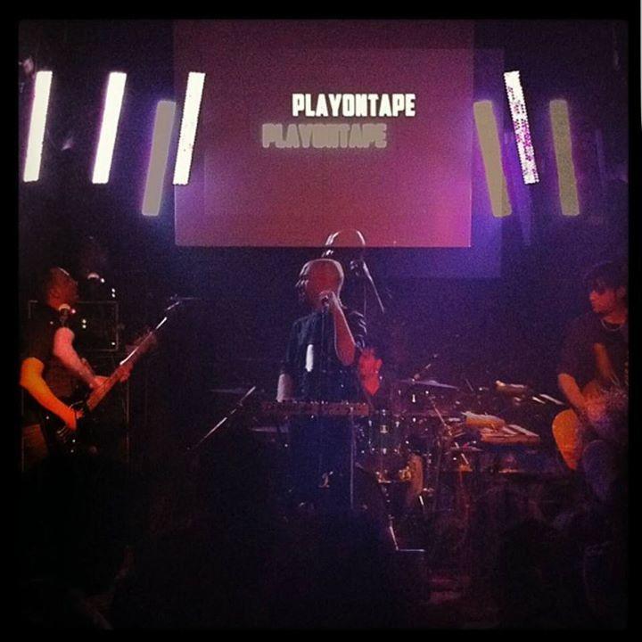 playontape Tour Dates