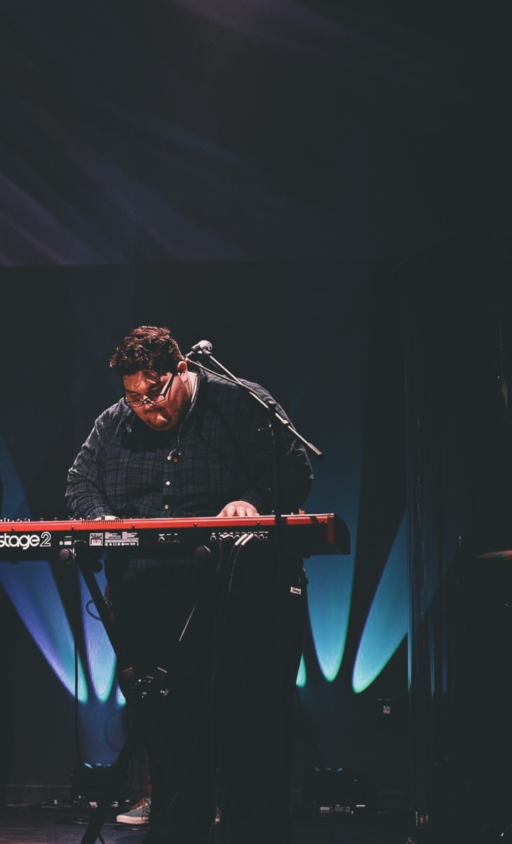 Jordan Connell @ Shoreline Church - Knoxville, TN