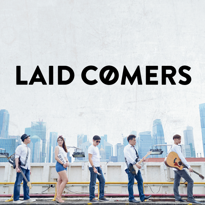 Laid Comers Tour Dates