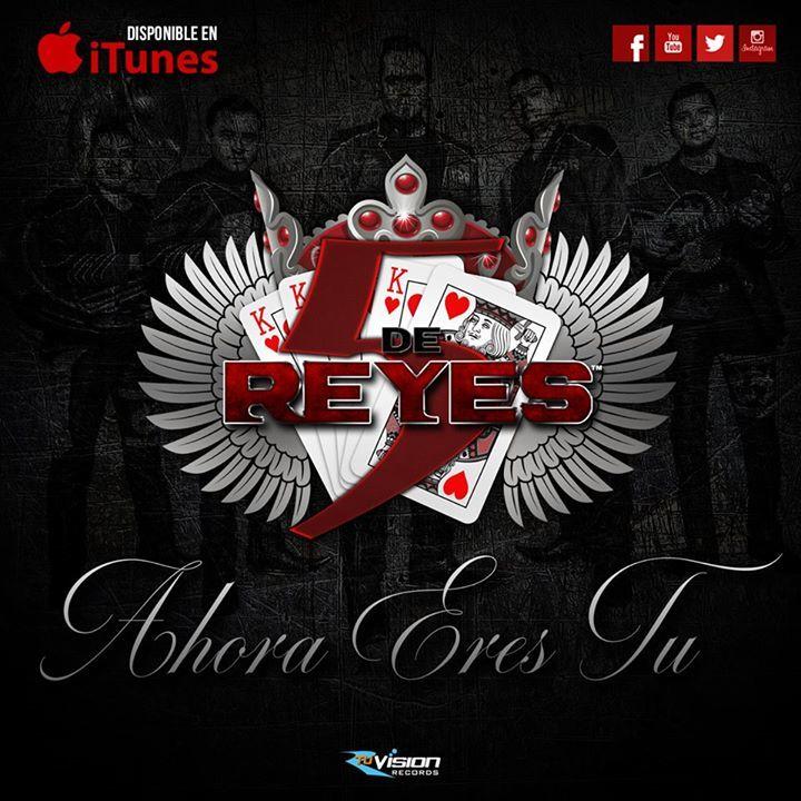 5 De Reyes Fans Tour Dates