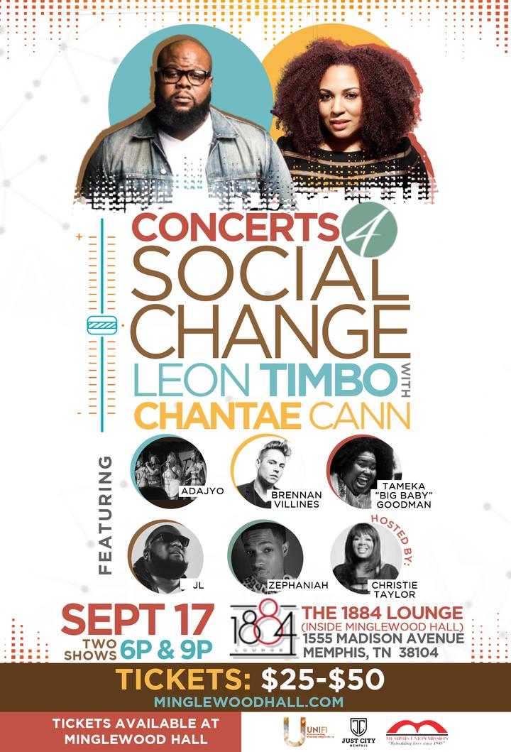 Leon Timbo @ 1884 Lounge  - Memphis, TN