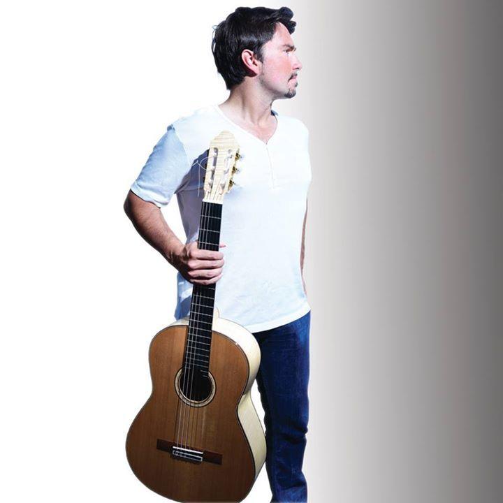 Adnan Ahmedic Classical Guitar @ Dom Oruzanih Snaga  - Sarajevo, Bosnia And Herzegovina