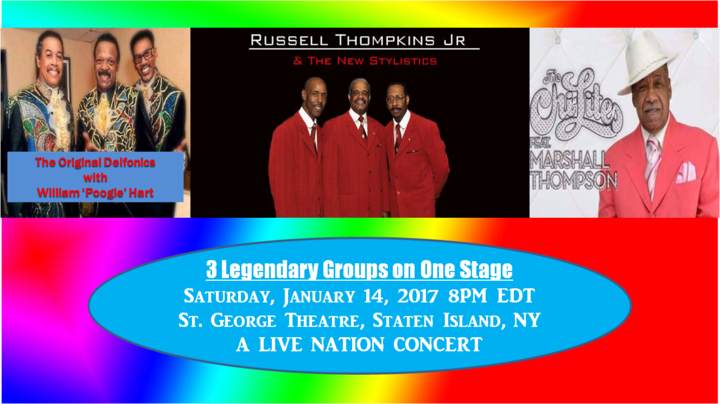 LaLa Records LLC @ St. George Theatre - Staten Island, NY