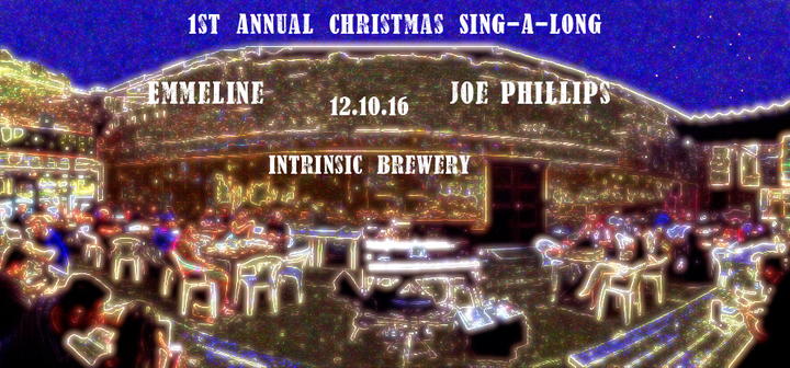 Joe Phillips Music @ Intrinsic Brewey - Garland, TX