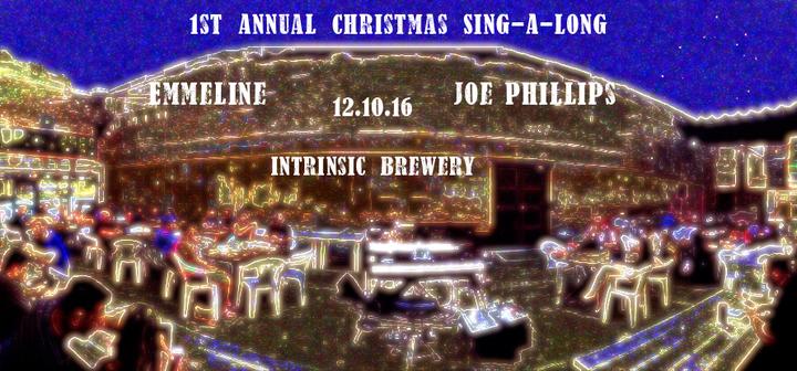Joe Phillips Music @ Intrinsic Brewery - Garland, TX
