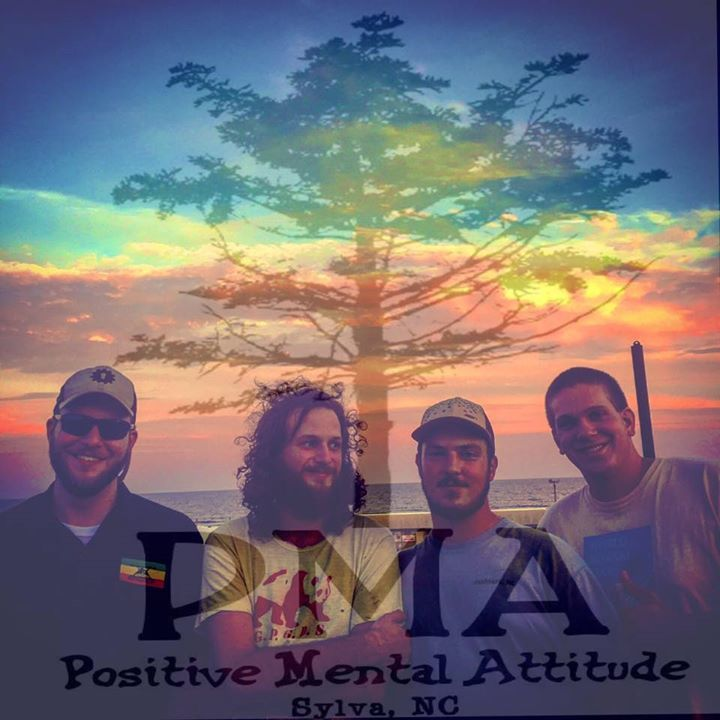 PMA Positive Mental Attitude Tour Dates