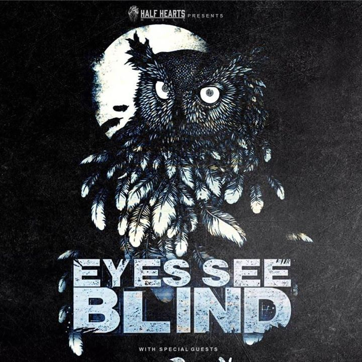 Eyes See Blind Tour Dates