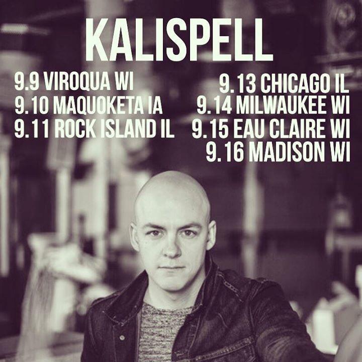 Kalispell Tour Dates